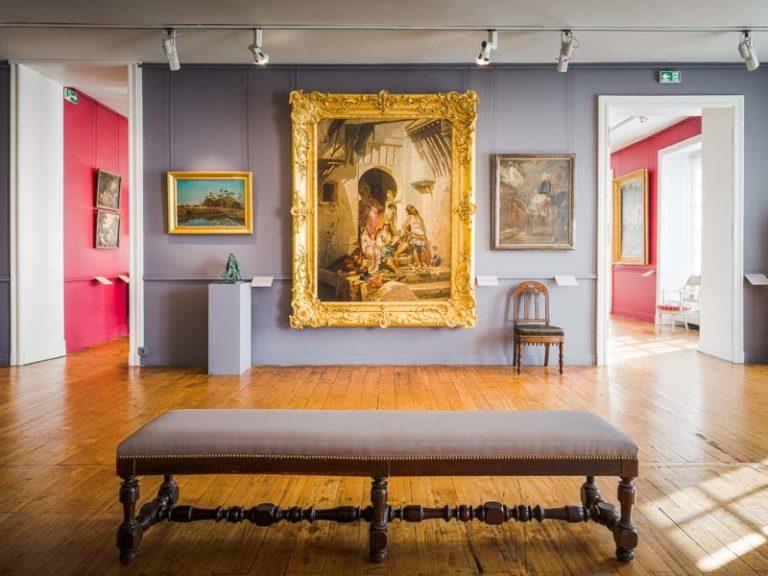 Musée des Beaux-Arts et son jardin-2