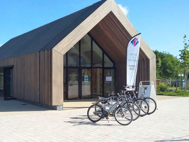 Office de tourisme Tours Val de Loire – Bureau d'Informations Tourisistiques de Villandry-1