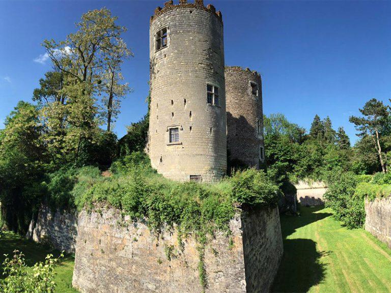 Château de Cinq-Mars et Parc-17