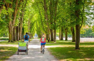 Parc de Richelieu – Voie Verte Richelieu Chinon