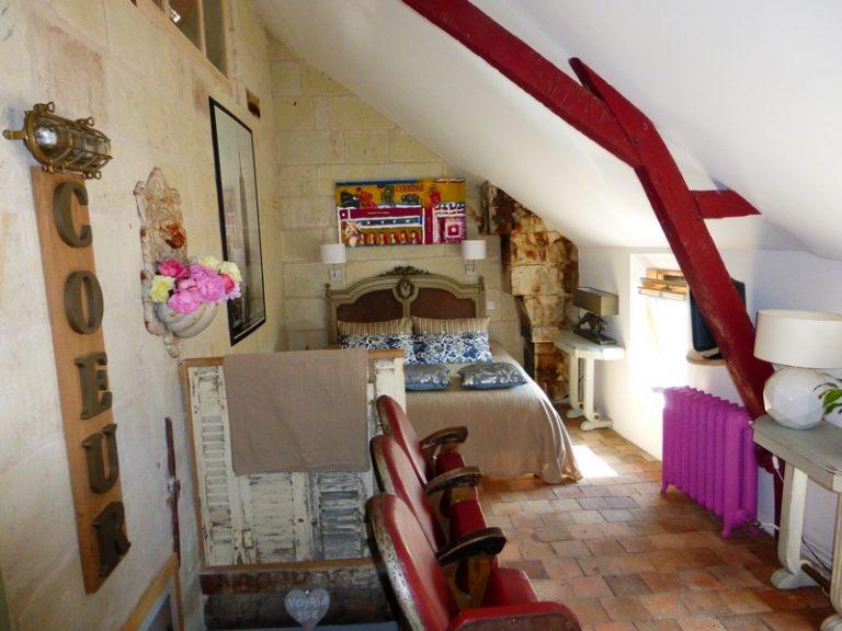 Escale de Loire – Chambres d'hôtes-6