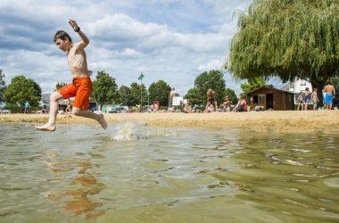 Parc Capitaine de Bourgueil – Plan d'eau – © David Darrault