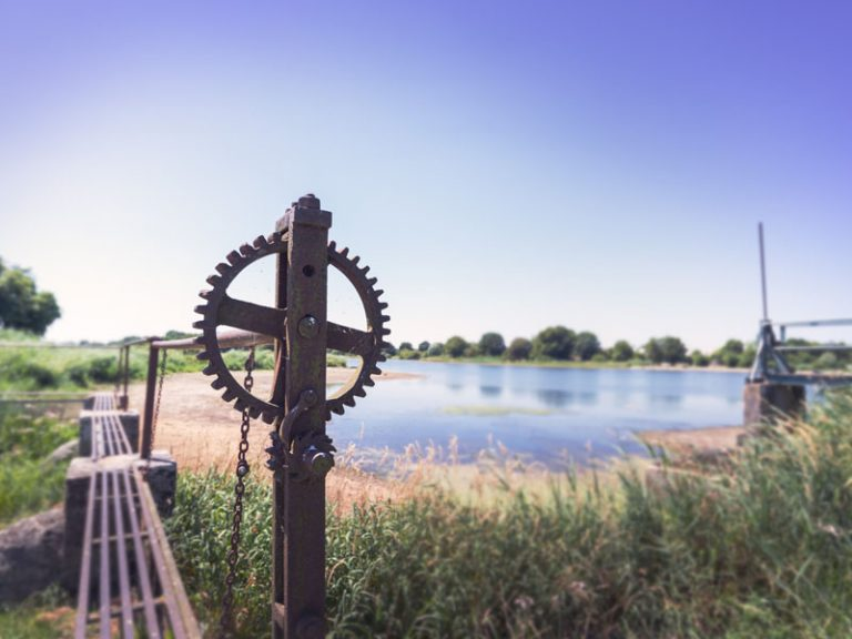 Randonnée de l'étang du Louroux-5