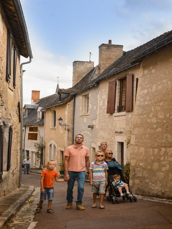 Visite accompagnée du village-5