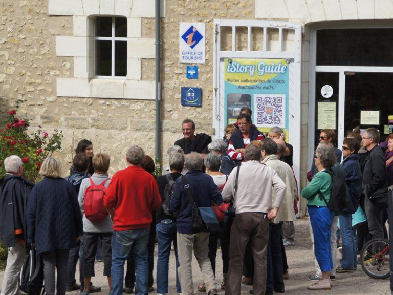 Bureau d'information touristique à Montrésor-2